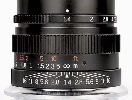 【買う!】ニコンZマウント 七工匠 35mm f/1.4
