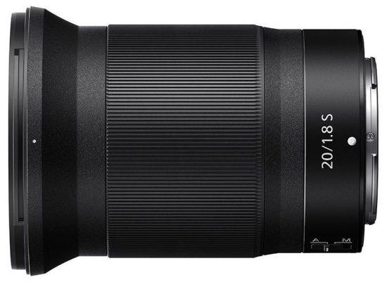 ニコンレンズ「Z 24-200mm f/4-6.3VR」「Z 20mm f/1.8S」