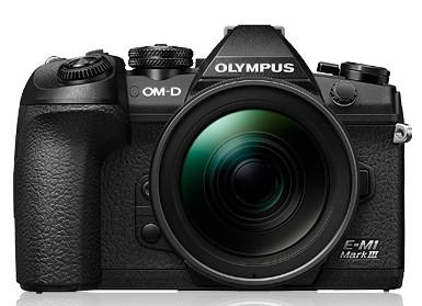 オリンパス OM-D E-M1 MarkIIIを発表