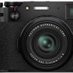 富士フイルムX100Vの画像、これは欲しくなるデザイン!