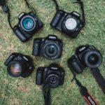 Canon EOS R6はボディー内手ブレ補正あり、上面液晶なし?