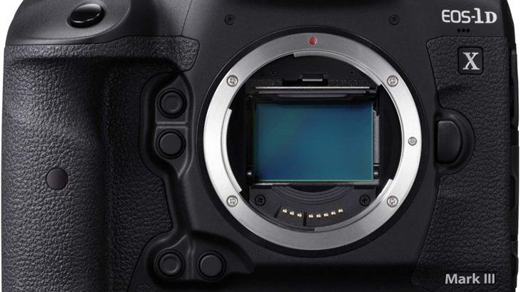 EOS-1D X Mark IIIが設定によりまれに正しく動かない